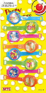 8 PUZZLE WATCHES (24 PCS) PF-1084