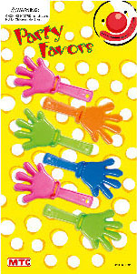 6 CLAPPING HANDS (24 PCS) PF-1260