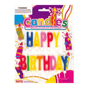 BIRTHDAY CANDLE SET WITH HOLDER (24 PCS) PF-7537