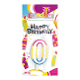 #0 RAINBOW CANDLE WITH TOPPER (24 PCS) PF-6447