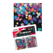 2/3 OZ 2-PACK CONFETTI BIRTHDAY (24PACKS) PF-8803