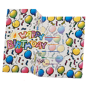 BIRTHDAY BASH - 8 INVITATIONS (24 PACKS) PF-5840