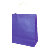 SALE! 144 PCS PURPLE MED KRAFT BAG PF-2169