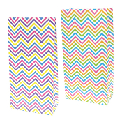10 PCS ZIGZAG PAPER SACKS (24 PACKS) PF-6976