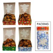 2 PK X'MAS COOKIE BOX - ASSORTED (48 PCS) 33117