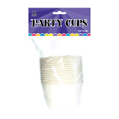 "16 PCS 2""W X 1.5""H PARTY & NUT CUP (24 PACKS) PF-2130"
