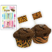48 PCS ASSORTED PICKS - ANIMAL (24 PACKS) PF-2271