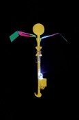 SALE! 2 PCS LIGHT UP FLYING ARROW (48 PCS) PF-6404