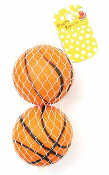 "2 PCS 3"" BASKETBALLS (24 PCS) PF-1373"