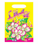 SALE! 25 PCS LOOT BAG - LUAU (48 PCS) PF-7743