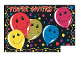 SALE! HAPPY BALLOONS - 8 INVITATIONS (48 PACKS) PF-10040