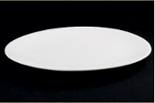 "SALE! 8"" X 5.25"" OVAL PLATE (48 PCS) 16004"