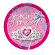 "BIRTHDAY PRINCESS - 8 PCS 9"" PLATES (24 PACKS) PF-27104"