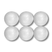 "6 PCS 2.75"" FOAM BALLS (24 PACKS) PF-3322"