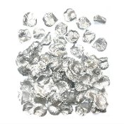 160 PCS ROSE PETALS - SILVER (24 PACKS) PF-2871