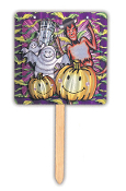 SALE! HALLOWEEN FAMILY - EMBOSSED YARD SIGN (48 PACKS) PF-14625