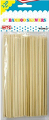 "220 PCS 6"" BAMBOO SKEWER (24 PACKS) PF-3044"