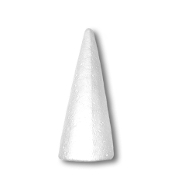 "1 PC 10"" FOAM CONES (12 PACKS) 38004"