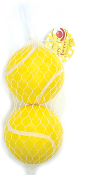 "2 PC 2.5"" TENNIS BALL (24 PCS) PF-3890"