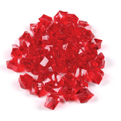 3.5 OZ GEM STONES - RED(24 PACKS) PF-4094