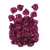 240 PCS ROSE PETALS - SILVER (24 PACKS) PF-2871