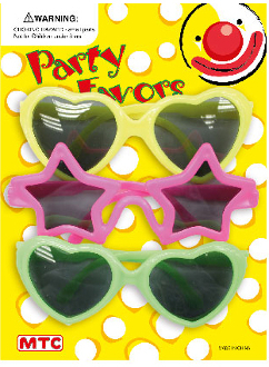 3 KID SUNGLASSES (24 PCS) PF-1010