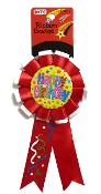 RIBBON BADGES - HAPPY BIRTHDAY (24 PCS) PF-6517