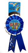 RIBBON BADGES - BIRTHDAY BOY (24 PCS) PF-6518