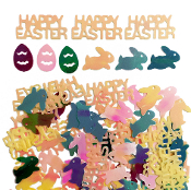 2/3 OZ CONFETTI - EASTER 2 (24PACKS) PF-3967