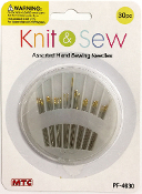 30 PCS SEWING NEEDLES (24 PACKS) PF-4630