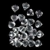3.5 OZ GEM STONES - LARGE DIAMONDS (24 PACKS) PF-4861