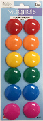 12 PCS 3CM COLORED MAGNETS (24 PACKS) PF-4672