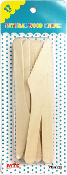 12PC BAMBOO KNIVES (24 PACKS) PF-5128