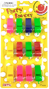 12 MINI WHISTLES (24 PCS) PF-1009
